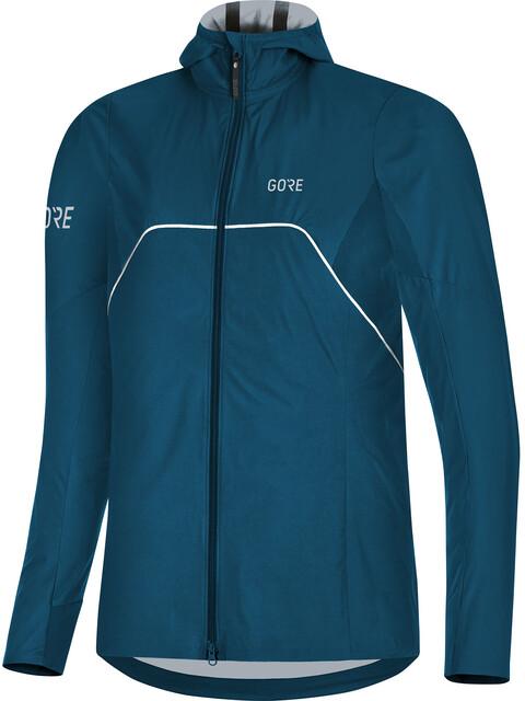 GORE WEAR R7 Gore-Tex Shakedry Trail Løbejakke Damer blå